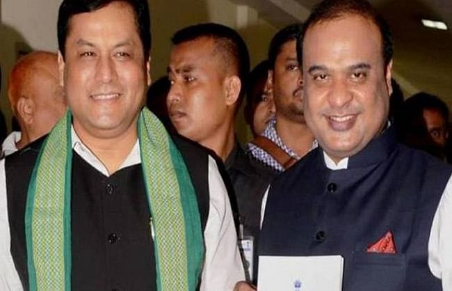 विश्लेषणः असम का अगला मुख्यमंत्री सर्वानंद या विश्वशरमा ?
