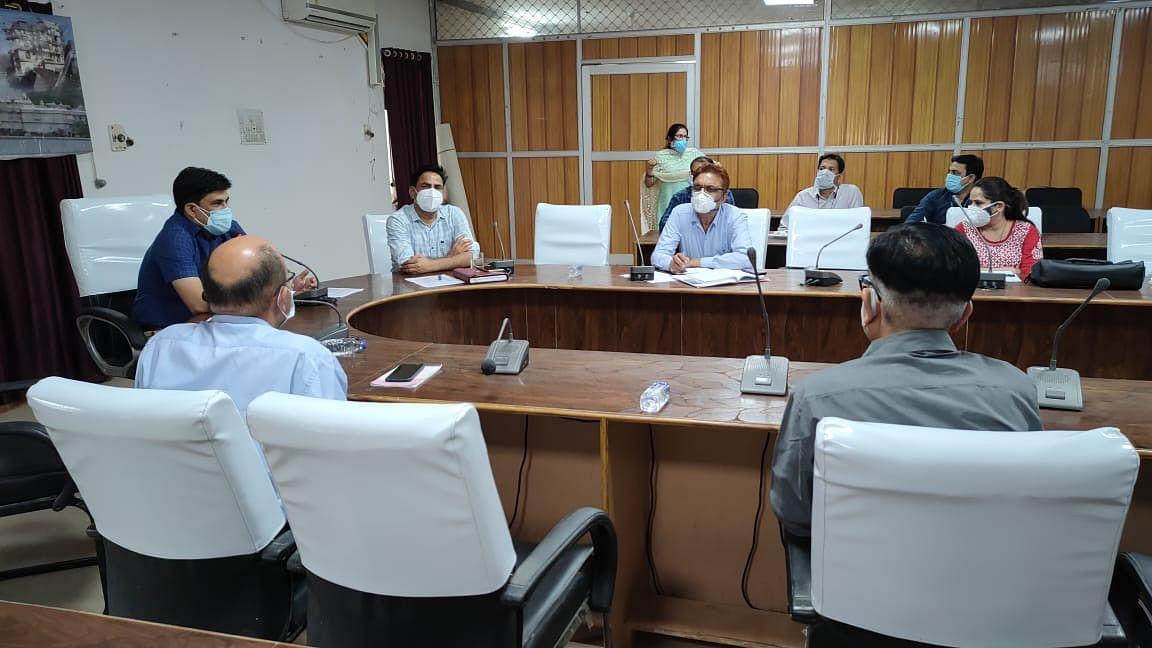 डूंगरपुर में अगले 4 दिन में 30 अधिकारी करेंगे 353 ग्राम पंचायतों की क्रॉस चैकिंग