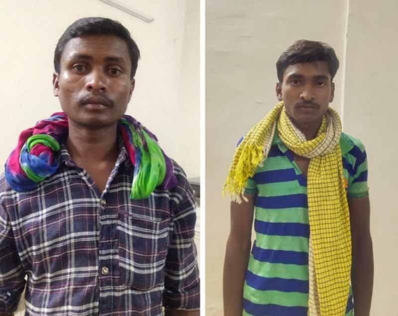जगदलपुर : तीन महीने पहले हुए एक हत्या के फरार दो आरोपित गिरफ्तार