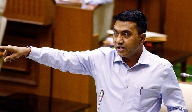 कोरोना महामारी के चलते गोवा में 10 मई तक रहेंगे प्रतिबंध लागू: प्रमोद सावंत