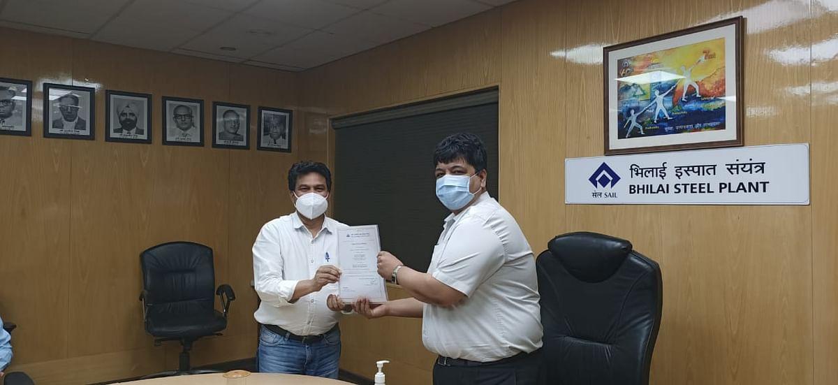 दुर्ग :बोकारो के अंजनी कुमार होंगे बीएसपी के नए ईडी वर्क्स