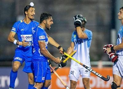 रियो ओलंपिक की तुलना में भारतीय हॉकी टीम की तैयारी बेहतर : रघुनाथ