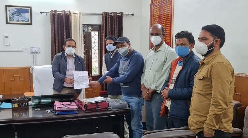चंपावत में गुरुवार से लॉकडाउन, व्यापार मंडल का निर्णय