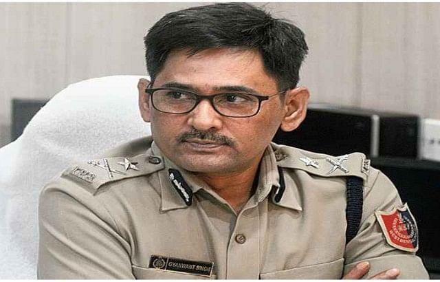मुख्यमंत्री की सुरक्षा में तैनात आईपीएस ज्ञानवंत सिंह से सीबीआई ने की ढाई घंटे पूछताछ