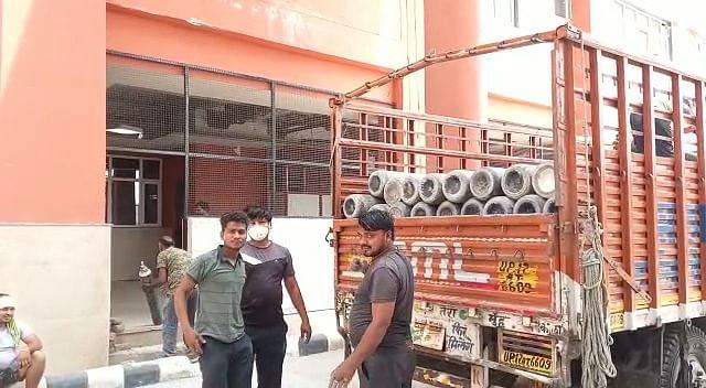 मेरठ में भरपूर ऑक्सीजन, स्टाॅक ना करें अस्पताल : अजय तिवारी