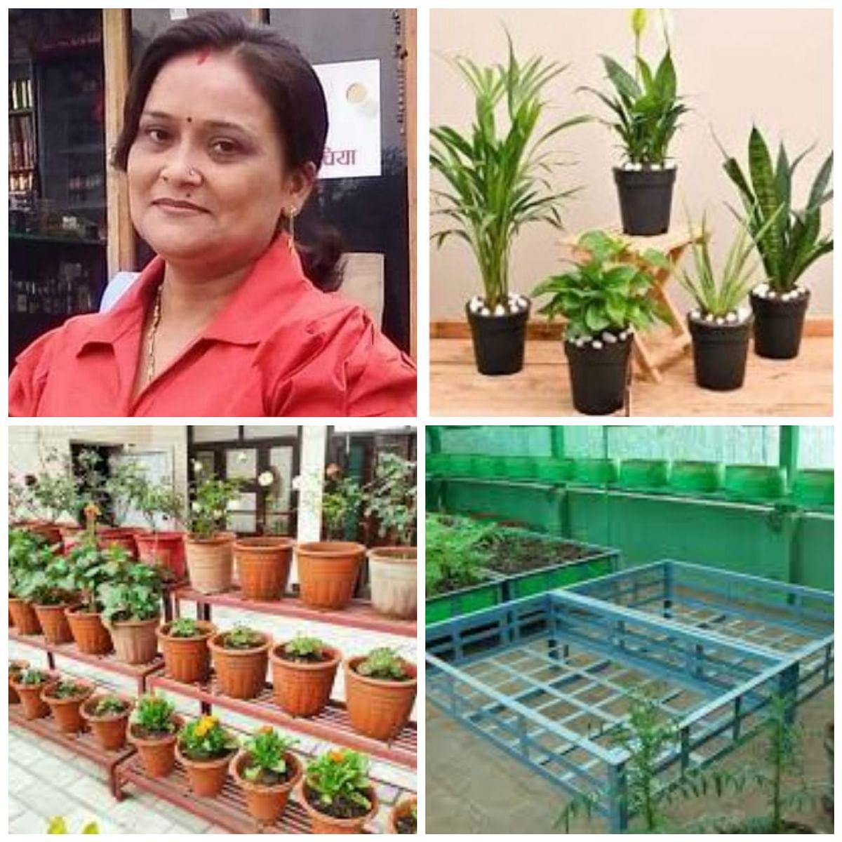 शुद्ध प्राणवायु के साथ पौष्टिक आहार के लिए लगाएं सब्जी बगीचा : डॉ. निमिशा अवस्थी