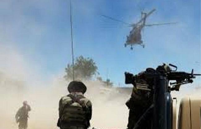 अफगानिस्तान : हवाई हमलों में 14 तालिबानी आतंकवादी ढेर