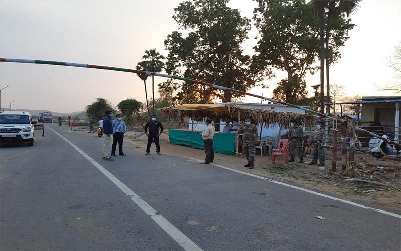 बीजापुर: आन्ध्रप्रदेश स्ट्रेन को रोकने कोरोना जांच के बाद ही जिले में प्रवेश की अनुमति