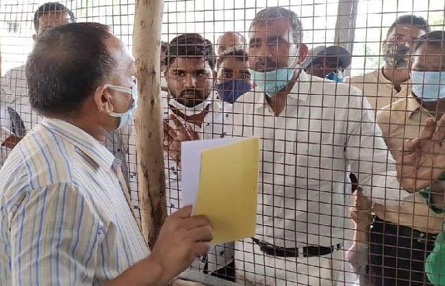 कन्नौज : पीठासीन अधिकारी की गलती का खामियाजा प्रत्याशियों ने भुगता