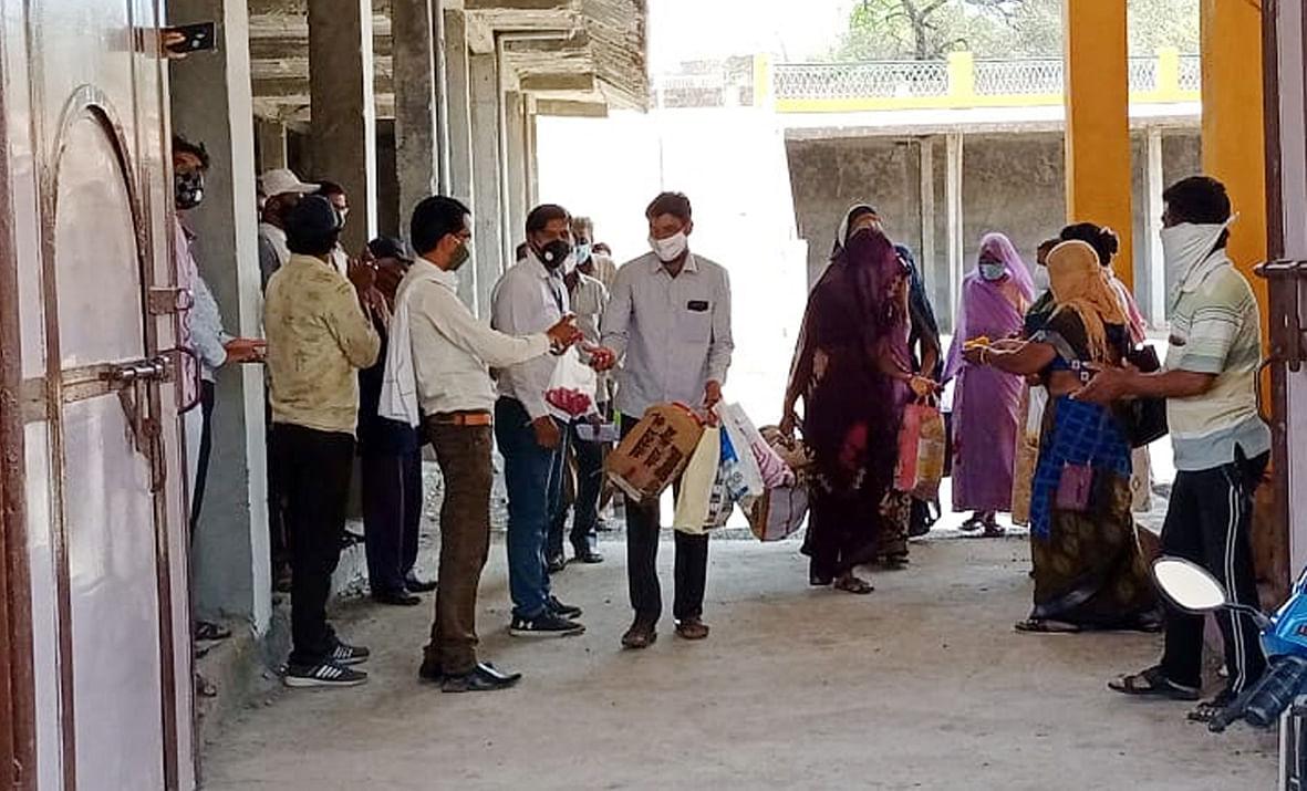 ग्रामीणों के प्रयासों से अब सोहनगढ में बचा सिर्फ एक मरीज, शेष सभी स्वस्थ हुए