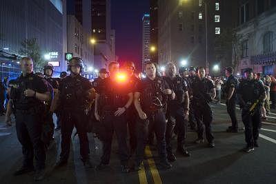स्कूल बस को हाईजैक करने के बाद अमेरिकी सेना का प्रशिक्षु गिरफ्तार