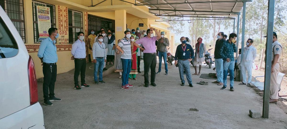 मध्य प्रदेश: ग्रामों में बनाए जा रहे बड़ी संख्या में क्वॉरेंटाइन सेंटर, निरिक्षण शुरू