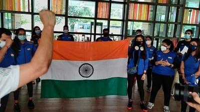 वीजा नहीं मिलने पर क्रोएशिया नहीं जा सके भारतीय पिस्टल कोच पावेल
