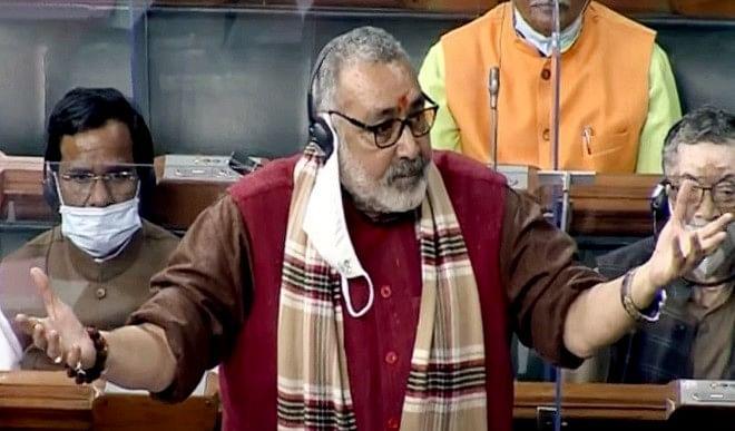 ममता बनर्जी के नेतृत्व वाली TMC आज किम जोंग की पार्टी बन गई है: गिरिराज सिंह
