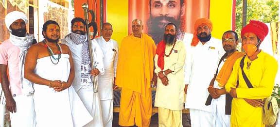 श्रद्धापूर्वक मनाई गई भगवान परशुराम की जयंती