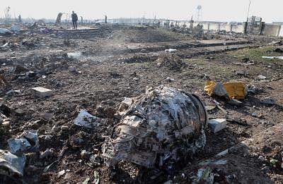 यूक्रेन विमान दुर्घटना पर ईरान ने कनाडा की अदालत के नियम को खारिज किया