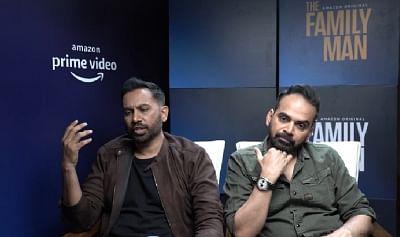द फैमिली मैन 2 से पहले हम कभी सीक्वल किस्म के लोग नहीं थे: राज और डीके