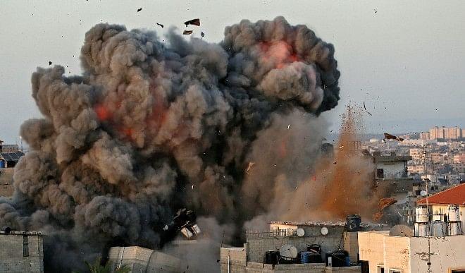 शीर्ष एपी संपादक और पत्रकार समूह ने इजरायली हवाई हमले की जांच की मांग की