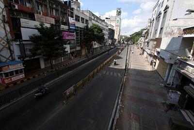 तमिलनाडु सरकार ने एक सप्ताह के कड़े लॉकडाउन की घोषणा की