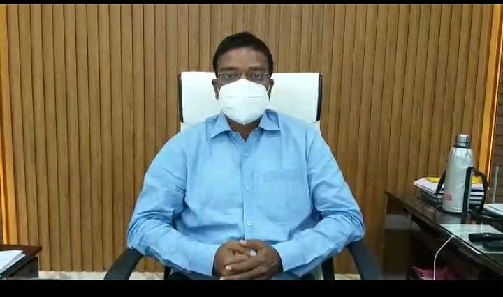 डीएम ने वीडियो द्वारा जारी की गई जिले की अद्यतन कोविड रिपोर्ट