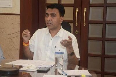 गोवा के मुख्यमंत्री ने 9-23 मई तक कर्फ्यू की घोषणा की (लीड)