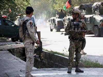 काबुल : मस्जिद में नमाज के दौरान हुए विस्फोट में 4 की मौत