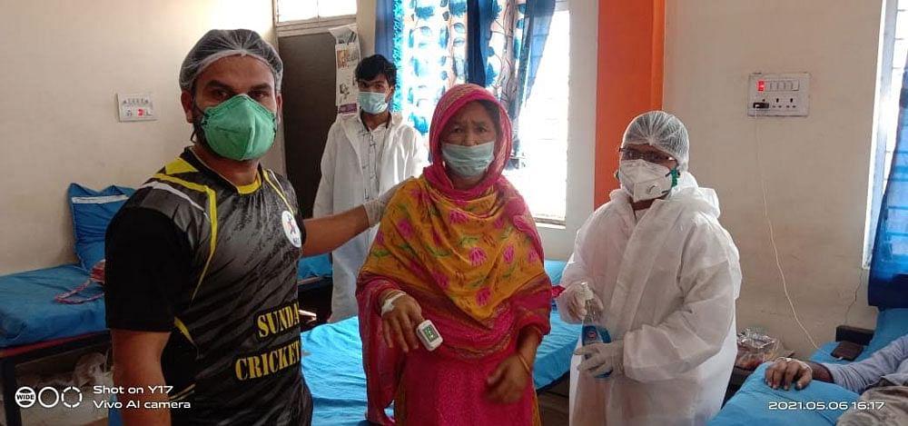 रैन बसेरा में मिल रहा बेहतर उपचार, जमीला बेगम ने सिर्फ पांच दिनों में दी कोरोना को मात
