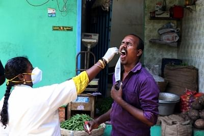 पश्चिमी और दक्षिणी तमिलनाडु के लिए विशेष कोविड टीमें गठित