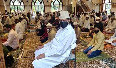 रमजान के आखिरी जुम्मे, ईद पर सामूहिक नमाज नहीं होगी : जमात