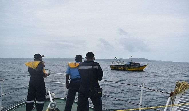 समुद्री-तूफान-में-मारे-गए-कर्मचारियों-के-परिजनों-को-जहाज-कंपनी-एफकॉन-देगी-मुआवजा