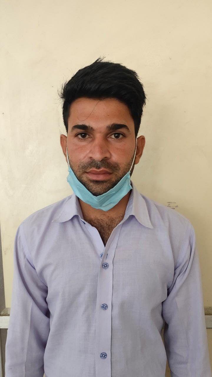 एसएससी की परीक्षा में खुद की जगह फर्जी परीक्षार्थी बिठाने वाला गिरफ्तार