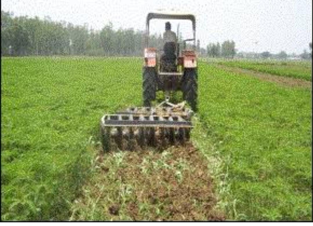 फसलों की आमदनी बढ़ाने के लिए खेतों में तैयार करें जैविक खाद : डा. रवीन्द्र कुमार