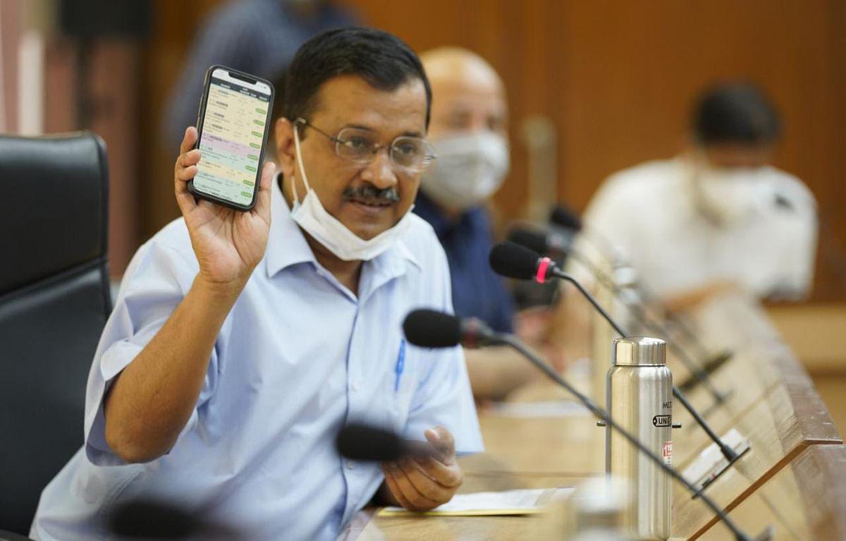 72-million-ration-card-holders-free-ration-for-two-months-arvind-kejriwal
