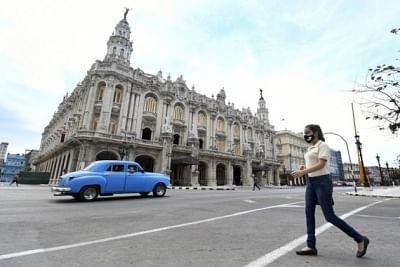 क्यूबा को 2021 में 22 लाख पर्यटकों के आने की उम्मीद