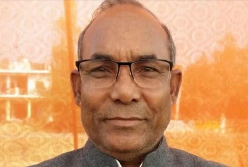 कोरोना से भाजपा विधायक दलबहादुर कोरी का निधन