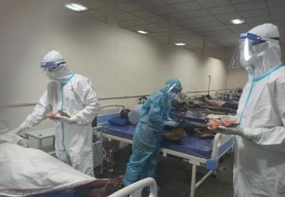 हैदराबाद में कोविड रोगियों में घातक फंगल संक्रमण पाया गया