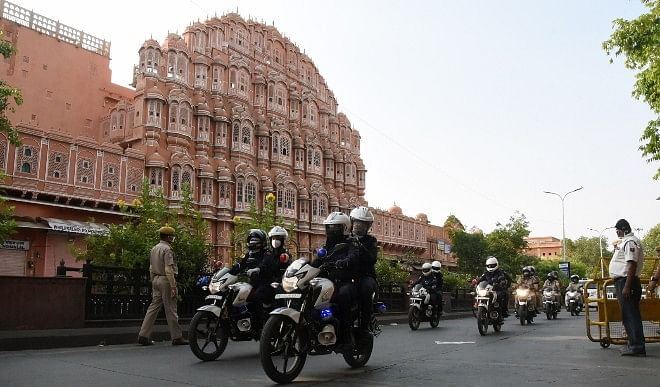 राजस्थान में 10 मई से 24 मई तक सख्त लॉकडाउन, बाजार में जरुरी समान ही मिलेंगे
