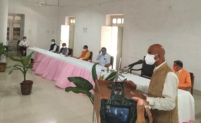 आयोग की प्रामाणिकता, विश्वसनीयता बनाये रखना हम सभी का दायित्व : संजय श्रीनेत