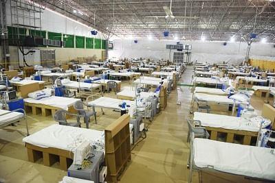 चंडीगढ़ में सिख चैरिटी 100 बिस्तरों वाला कोविड अस्पताल बनाएगी