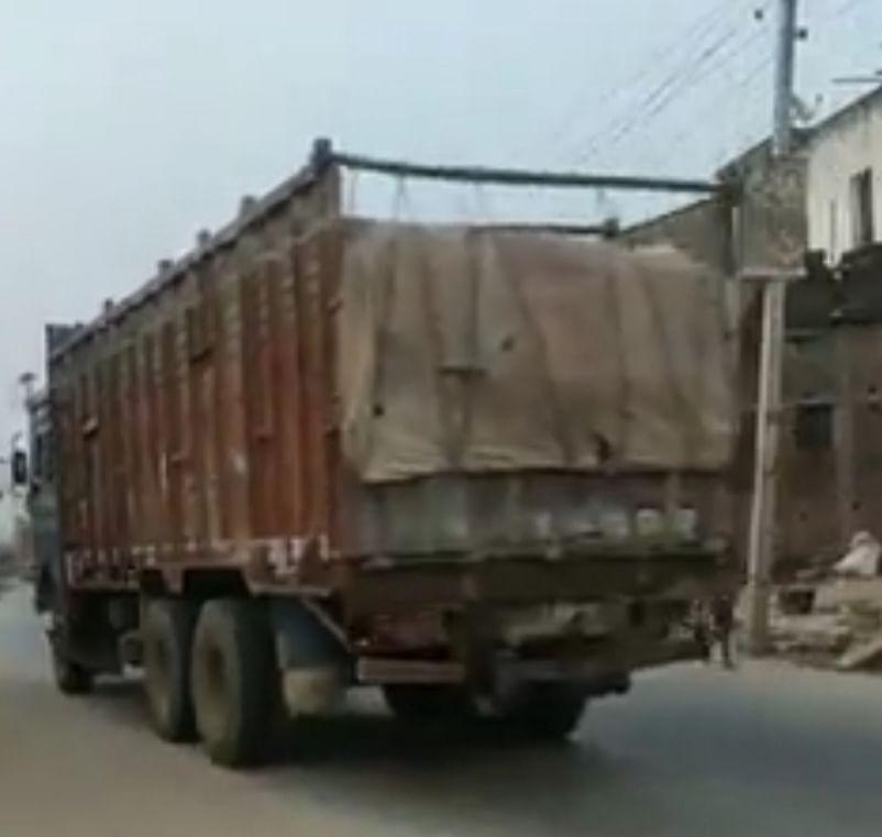 44-vehicles-seized-in-bhojpur-violating-lock-down