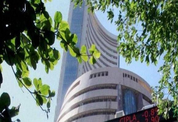 शेयर बाजार में तेजी का रुख, बैंकिंग व टेलीकॉम सेक्टर में उछाल