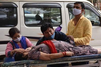 बिहार में लॉकडाउन के बाद सक्रिय मरीजों की संख्या में 24 हजार तक की कमी