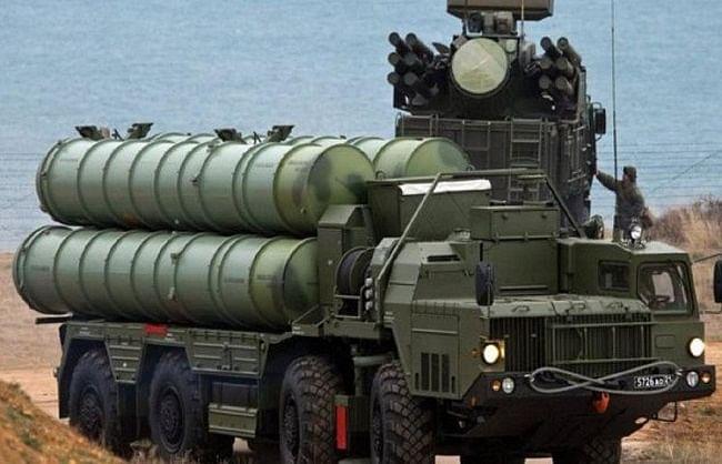 हवा में दुश्मन को मार गिराने वाले एस-400 मिसाइल सिस्टम से लैस होगा भारत