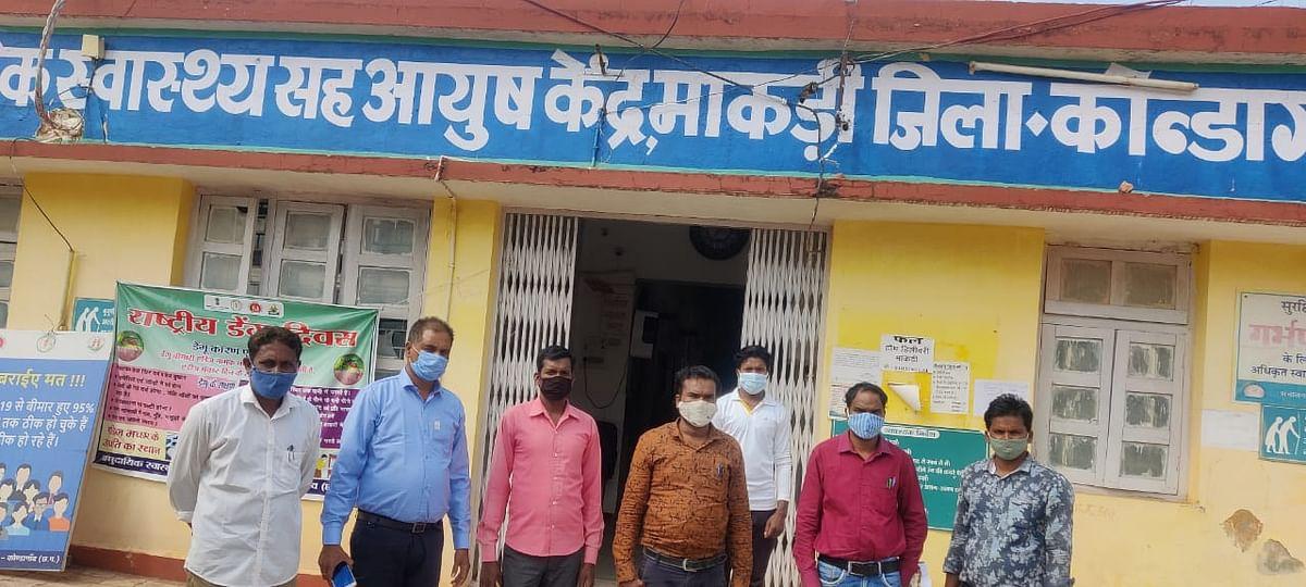 कोंडागांव : छिनारी उड़ीसा चेक पोस्ट पर शिक्षकों के साथ उड़ीसा के ग्रामीणों द्वारा किया गया मारपीट निंदनीय - ऋषिदेव सिंह