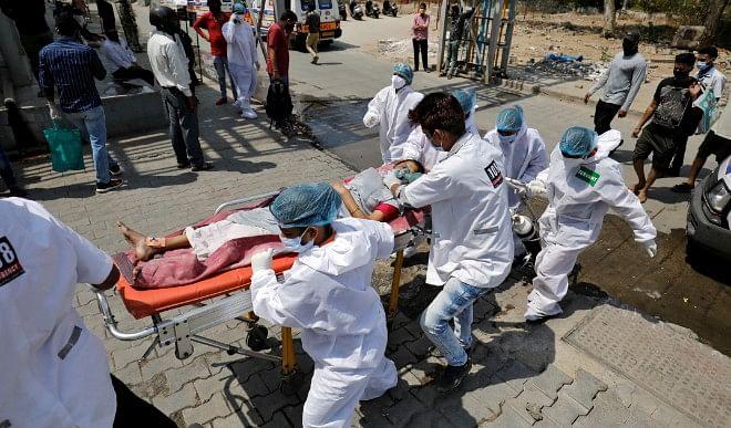 नयी मुसिबत लेकर आया कोरोना! दिल्ली के अस्पताल में बढ़ रहे हैं 'म्यूकोरमाइसिस' के मामले