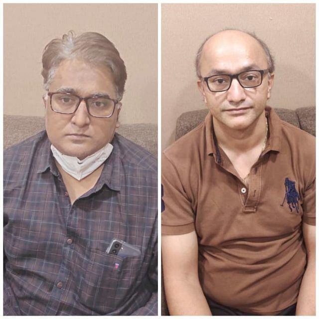 रायपुर :  'राजधानी' हॉस्पिटल में आगजनी मामले में अस्पताल संचालक मंडल के दो डॉक्टर गिरफ्तार