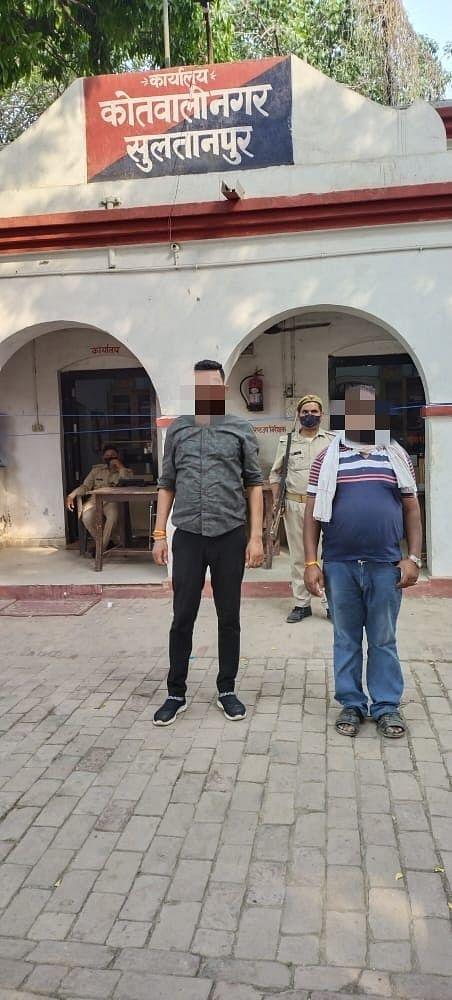 सुलतानपुर: बाहुबली मोनू सिंह के विरूद्ध प्राथमिकी दर्ज, दो को भेजा जेल