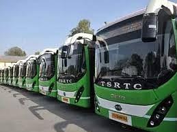 तेलंगाना से आंध्र प्रदेश जाने वाली बसों का संचालन बंद