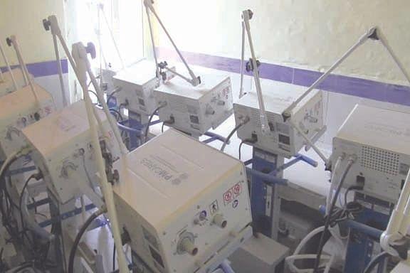 निजी अस्पतालों को दिए गए पीएम केयर्स फंड से आये वेंटिलेटर