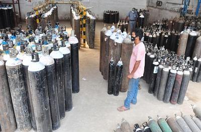 हरियाणा में घर-घर जाकर ऑक्सीजन सिलेंडर होंगे रिफिल